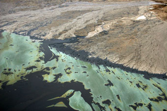Petropolis: Aerial Perspectives on the Alberta Tar Sands Still