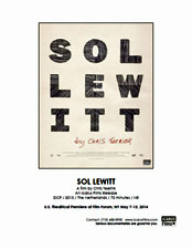 Sol Lewitt press kit image