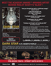 Dark Star HR Giger's World