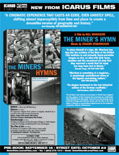 The Miners' Hymns Sell Sheet