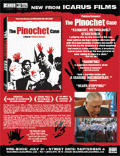 The Pinochet Case Sell Sheet