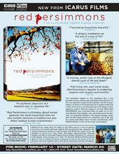 Red Persimmons Sell Sheet