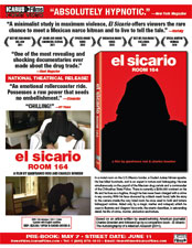 El Sicario Sell Sheet